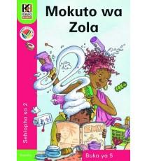 Kagiso Readers, Grade 2, Book 5: Mokuto wa Zola - Sesotho
