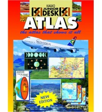 Kagiso Junior Desk Atlas
