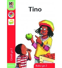 Kagiso Readers, Grade 2, Book 2: Tino - Xitsonga