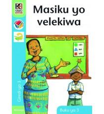 Kagiso Readers, Grade 3, Book 3: Masiku yo veleklwa - Xitsonga