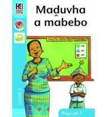 Kagiso Readers Grade 3, Book 3: Maduvha a mabebo - Tshivenda
