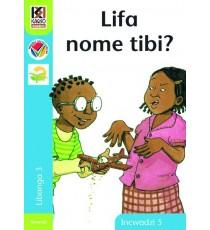 Kagiso Readers, Grade 3, Book 5: Lifa nome tibi? - Siswati