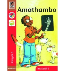 Kagiso Readers, Grade 2, Book 6: Amathambo - IsiNdebele