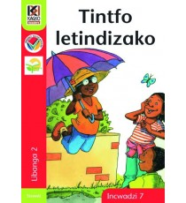 Kagiso Readers, Grade 2, Book 7: Tintfo letidizako - Siswati