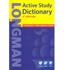 Longman Active Study Dictionary + CD-ROM