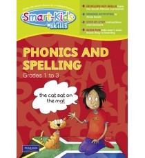 SMART-KIDS Skills Phonics & Spelling Grade 1-3