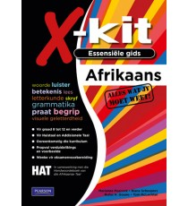 X-KIT Reference Essensiele Gids: Afrikaans