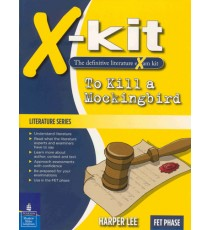 X-KIT LIT Series Fet To Kill a Mockingbird