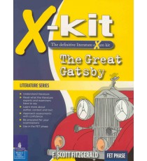 X-KIT LIT Series Fet The Great Gatsby