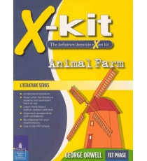 X-KIT LIT Series Fet Animal Farm