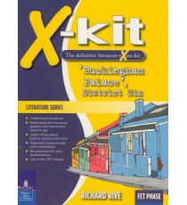 X-KIT LIT Series Fet Buckingham Palace, District Six