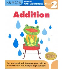 KUMON Math Workbooks Grade 2:Addition