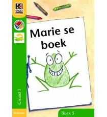 Kagiso Readers, Graad R/1, Boek 5: Marie se boek