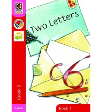 Kagiso Readers, Grade 2, Book 1: Two letters