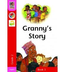Kagiso Readers, Grade 2, Book 3: Granny's story