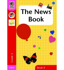 Kagiso Readers, Grade 2, Book 4: the news book