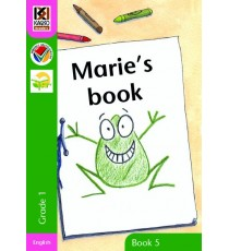 Kagiso Readers, Grade R/1, Book 5: MarieÆs book