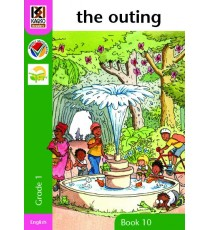 Kagiso Readers, Grade 1, Book 10: the outing