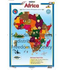 Marlin Kids Chart: Africa