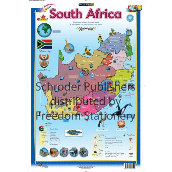 Marlin Kids Chart: South Africa