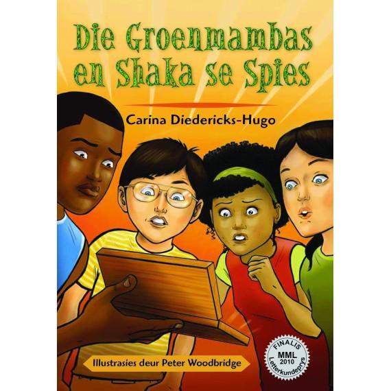 Groenmambas en Shaka se Spies, Die (Jeugverhaal)