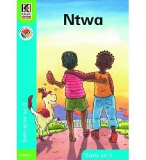 Kagiso Readers, Grade 3, Book 2: Ntwa - Sesotho