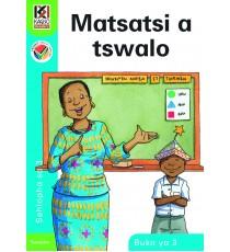 Kagiso Readers, Grade 3, Book 3: Matsatsi a tswalo - Sesotho