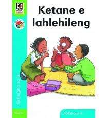 Kagiso Readers, Grade 3, Book 4: Ketane e lahlehileng - Sesotho