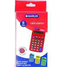 Marlin Dummy solar calculator 8 digit in box