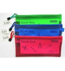 Marlin PVC Zipper Bag 24 x 11cm