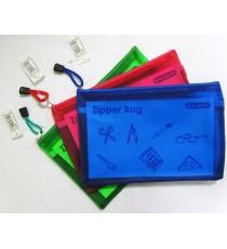 Marlin PVC Zipper Bag 24 x 16cm A5+
