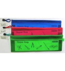 Marlin PVC Zipper Bag 34 x 10cm