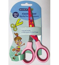 Marlin Kids scissors 130mm printed design