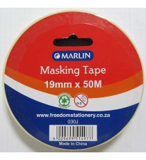 Marlin Masking tape 19mm x 50m