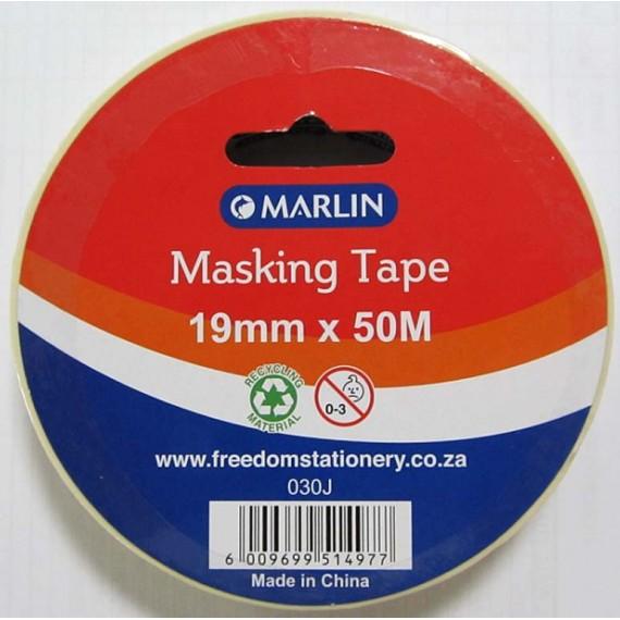 Marlin Masking tape 19mm x 50m