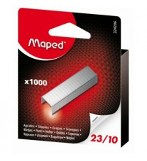 Maped 23/10 Staples for Stapler 544500 (Box of 1000)