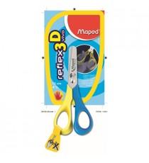 Maped Reflex Vivo 12cm Blunt-nose LH Scissors (Card)