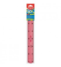 Maped Geometric Finger-Grip Ruler  30cm