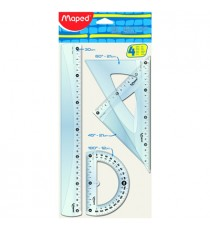 Maped 4-Piece Drawing Set Start