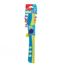 Maped 30cm Kiddy'Grip Ruler Shatter Resistant