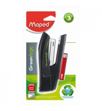 Maped Greenlogic Stapler Half Strip 25-Sheet + Staples