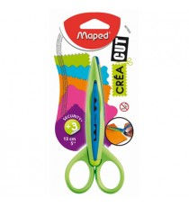 Maped Creative Scissor: 1 Scissor Body and 1 Pattern