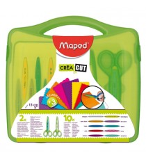 Maped Creative Scissor Set: 2 Bodies + 10 Patterns