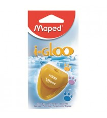 Maped Igloo Sharpener 1-Hole Mini Cannister