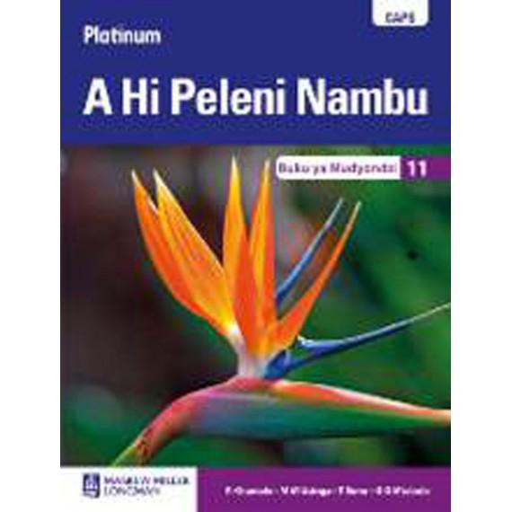 Platinum A Hi Peleni Nambu Giredi 11 Learner's Book (CAPS)