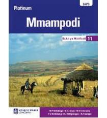 Platinum Mmampodi Kereiti 11 Buka ya Moithuti (CAPS)