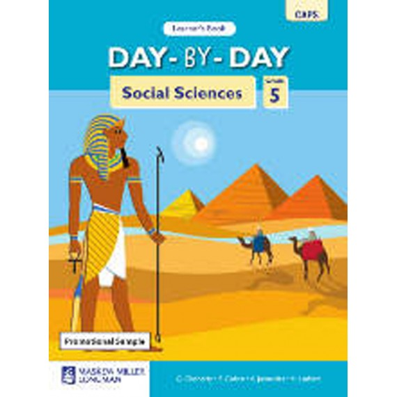 Day-by-Day Social Sciences Grade 5 Learner's Book (CAPS)