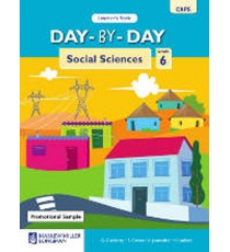 Day-by-Day Social Sciences Grade 6 Learner's Book (CAPS)
