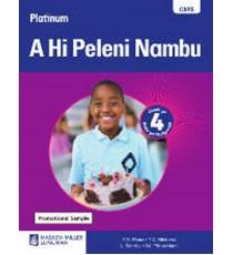 Platinum A Hi Peleni Nambu Grade 4 Learner's Book (CAPS)