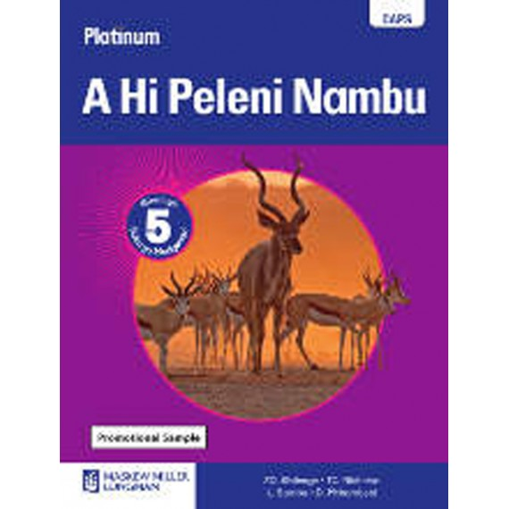 Platinum A Hi Peleni Nambu Grade 5 Learner's Book (CAPS)
